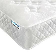 4FT6 DOUBLE OPEN COIL ORTHOPAEDIC MATTRESS IN DAMASK  3