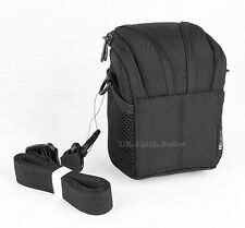 HD DV Camcorder Shoulder Waist Case Bag For SAMSUNG HMX-QF30
