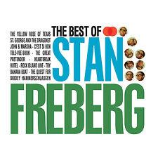 Stan Freberg - The Best Of Stan Freberg CD