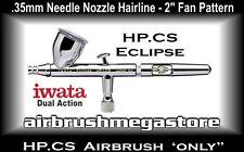 Iwata Eclipse Airbrush HP.CS .35mm ( Airbrush Only )