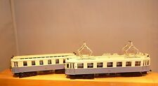 Liliput H0 133891 WLB-Strassenbahn-Garnitur der Nachkriegszeit    NEU & OVP