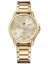 TOMMY HILFIGER 1781656 CASEY Damen Armband Uhr - Gold