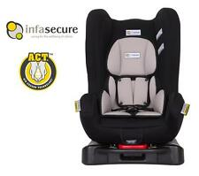 New Covertible Child Infant Baby Car Seat InfaSecure Cosi Create 0-4 years Grey
