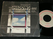 THE SHADOWS Stand up like man & Let me be../ Hungarian SP 1975 PEPITA SPSK 70211