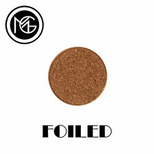 Makeup Geek Foiled Eye Shadow Pan - LEGEND - metallic warm bronze - VEGAN