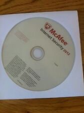 McAfee Internet Security 2012 - 1 PC Brand New (Not Suitable For Windows 8)