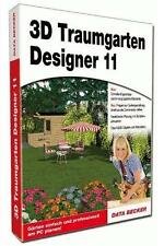 Data Becker - 3D Traumgarten Designer 11 - PC - Neu / OVP