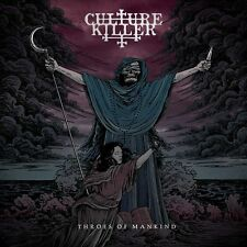 CULTURE KILLER - Throes OF Mankind CD NEU