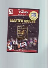 DISNEY'S MASTER MOUSE : SHOW TIME QUIZ - PC GAME - FAST POST - COMPLETE - VGC