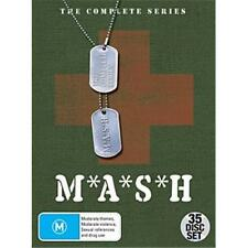 MASH Complete Series Seasons 1-11 + Movie Region 4 NEW 35 DVD BOXSET Box Set