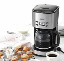 Sunbeam Auto Brew Stainless Drip Filter Coffee Machine Smell the Aroma New