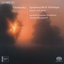 Tschaikowsky Sinfonie 6 Pathetique - Dausgaard,Swedish Chamber Orchestra SACD