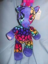 """Build A Bear Rainbow GIRAFFE NWT!!! 15"""""""