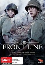 The Front Line (DVD, 2012) South Korean, NEW & SEALED, FREE POST
