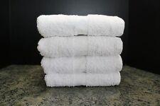 """Hotel Bath Towels 100% Cotton 24""""X48"""" 8.0lb - Case of 12 Soft White Towels"""
