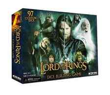 Lord of the Rings: Dice Building Game, NEW