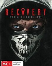 RECOVERY  * New Release Horror  * ( DVD ,2016 ) BRAND NEW REGION 4