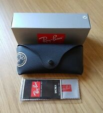 Ray Ban Sunglasses Black Case /Cover /Pouch Cloth Included