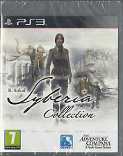 Playstation 3 Syberia  Collection (PS3) NEW