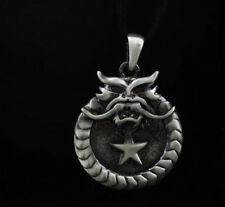 HJ#39 Command & Conquer Game Nostalgia General Pewter Punk Pendant Necklace