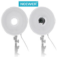 Neewer 35cm faltbare Fotografie Video Licht Softbox Diffusor