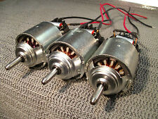 1 DC Motor 6 - 12 V, kaum benutzt, mein Favorit für große Schiffe und Fahrzeuge