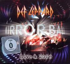 Def Leppard - Mirrorball / Live & More (2CD/1DVD)    Neu!