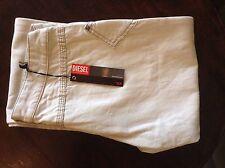 Diesel SAP cream/white womens jeans 28' 36L