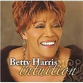 Intuition - Harris, Betty CD NEW