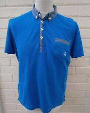DUCK & COVER Short Sleeve  Polo Shirt  SIZE: L   SHORT FITTING GREAT CONDITION
