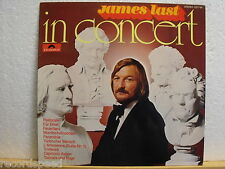 "★★ 12"" LP - JAMES LAST - In Concert - Polydor 1971 - OIS"