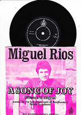 """7""""  Miguel Ross - A Song of Joy"""