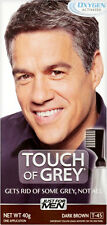 Just for Men Touch of Grey Hair Treatment Dark Brown Grey T 45