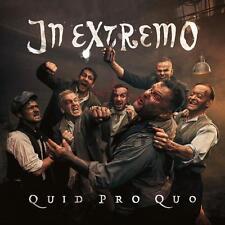 Quid Pro Quo von In Extremo (2016) CD Neuware