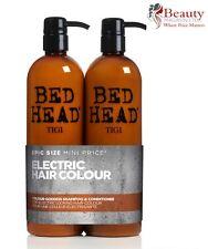 Tigi Bed Head Colour Goddess Shampoo & Conditioner 750ml Tween Duo + Pumps