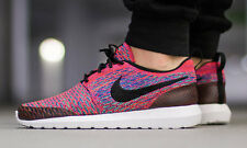 NEW  Mens NIKE ROSHE NM FLYKNIT  coloured trainers.  Size 8