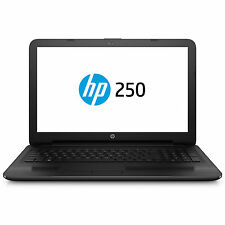 "HP 250 G5 15.6"" Dual Core 500GB 4GB USB 3.0 HDMI DVD Windows 10 Cheap Laptop"