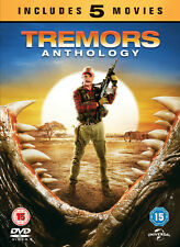 Tremors Anthology (Box Set) [DVD]