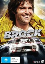 Brock The Mini Series (DVD, 2016, 2 Disc Set) Brand New Sealed Region 4