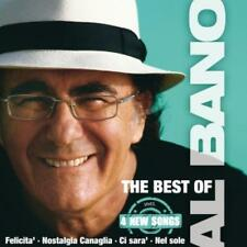 AL BANO - THE BEST OF AL BANO (NEU & OVP)