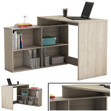 Eck-Schreibtisch EICHE #462 Schreibtisch Computertisch Eckschreibtisch PC-Tisch