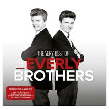 THE EVERLY BROTHERS The Very Best Of CD 2014 Hits Remastered * NEU
