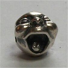 Authentic Sterling silver  TROLLBEADS BABY. New & retired