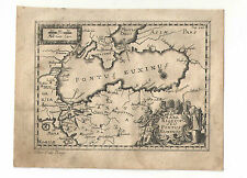 Schwarzes Meer - Kupfersicht aus Myller, Peregrinus - 1730