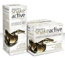 SET Gesichtscreme+ Serum Schlangengift Hyaluronsäure +Gratis Gesichtsmaske NEU