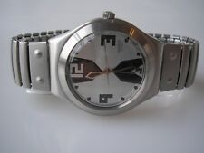 "SWATCH IRONY BIG ""IRON ARROW"" - MIT FLEXARMBAND"