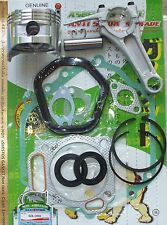 HONDA GX390 13HP PISTON & RINGS SET GASKET SET OIL SEALS & CONROD CONNECTING ROD