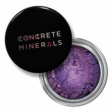 Concrete Minerals Unity Bright Purple Mineral Eyeshadow Makeup Cruelty Free