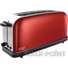 Russell Hobbs 21391-56 Langschlitz-Toaster rot NEU & OVP