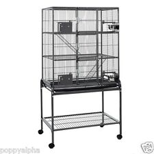 Little Friends Triple Metal Rat Chinchilla Ferret Cage on Stand #50931